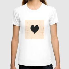 Scrabble Heart - Scrabble Love T-shirt