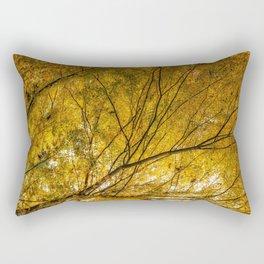 Incandescence Rectangular Pillow