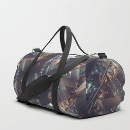 Naples subway Duffle Bag