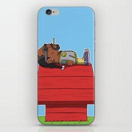 snoop doggy dogg iPhone Skin