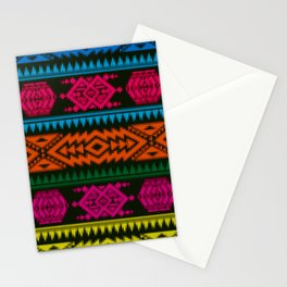 Ethnic Knitted pattern Stationery Cards