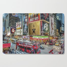 Times Square II Special Edition I Cutting Board