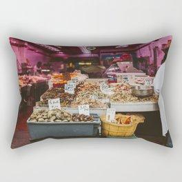 Chinatown Shellfish Rectangular Pillow