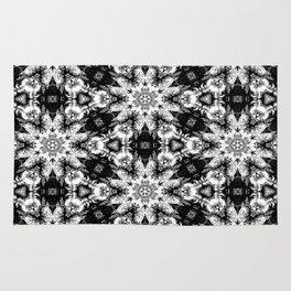 Rorschach Test Pattern Rug