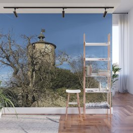 Castella Tower Wall Mural