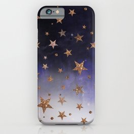 Star Clouds iPhone Case