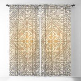 Mandala XL Sheer Curtain