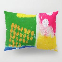 Snazzy Artsy Pillow Sham