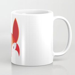 The Red Fox Coffee Mug
