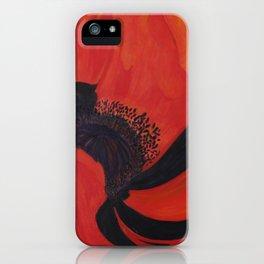 Dancing Poppy iPhone Case