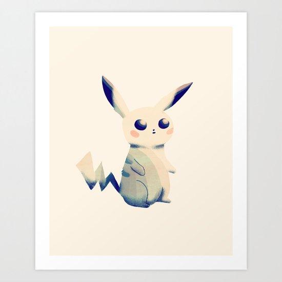 I Choose You Art Print