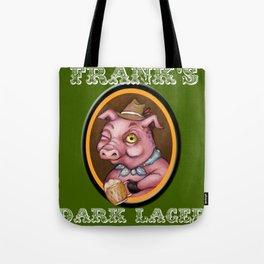Frank's Dark Lager Tote Bag