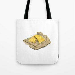 Beef Patty Tote Bag