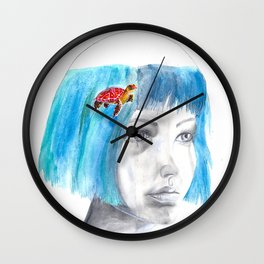 """Leon – II"" Wall Clock"