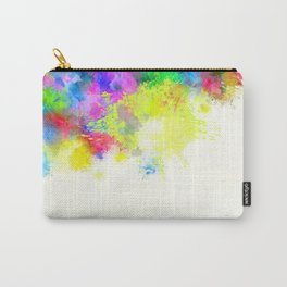 Paint Splashes Carry-All Pouch