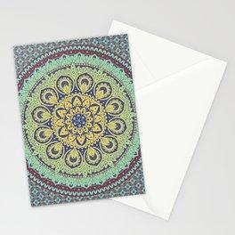 Traditional Mandala Design Stationery Cards