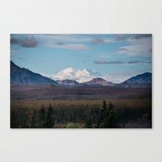 Denali Canvas Print