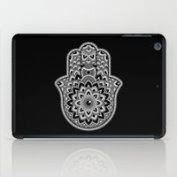 hamsa iPad Cases featuring Hamsa by Black Sheep