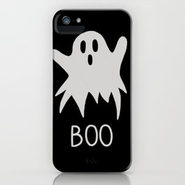 Are you scared ? #5 iPhone Case