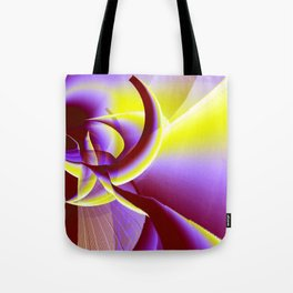 Dancing to the moon Tote Bag