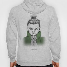 Shikamaru Nara - what a drag Hoody