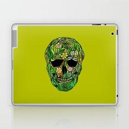 Skull Nature Laptop & iPad Skin