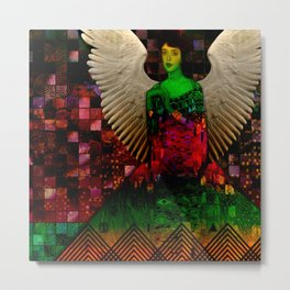 Angel of Love (aka A. Bloch-Bauer) Metal Print