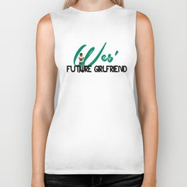 WES's Future Girlfriend Biker Tank
