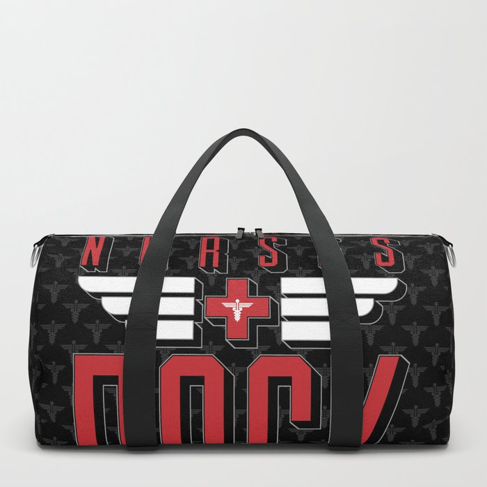 Nurses ROCK Duffle Bag