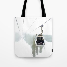 Whistler Blackcomb Tote Bag