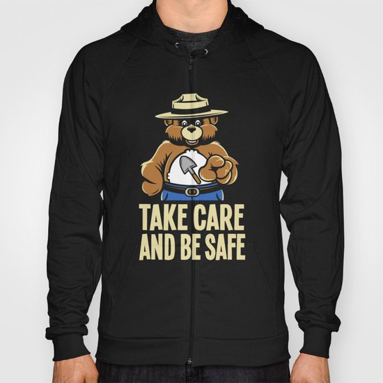 Take Care  Hoody