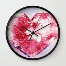 Valentine #26 Wall Clock