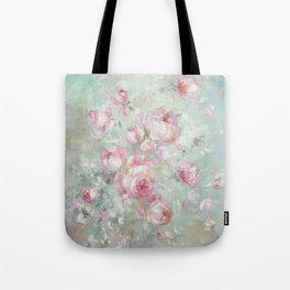Whispering Petals Tote Bag