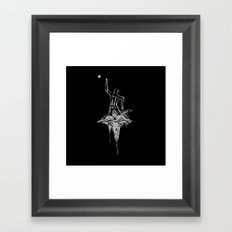F4D3D 5UN (Faded Sun) Framed Art Print