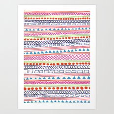 Undefined Art Print