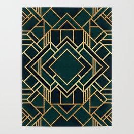 Art Deco 2 Poster