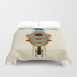 Queen's necklace Duvet Cover