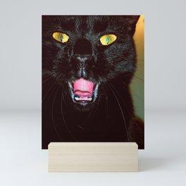 Meow! Mini Art Print