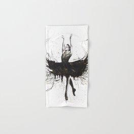 The Black Swan Hand & Bath Towel