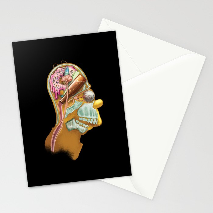 Homeric Thought Stationery Cards