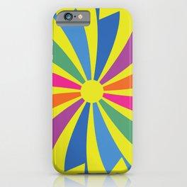 Retro design 60s iPhone Case