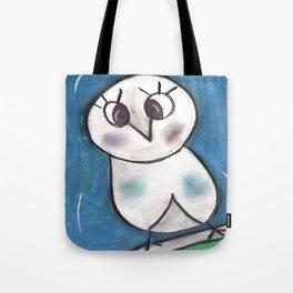 Owl Eddie Tote Bag