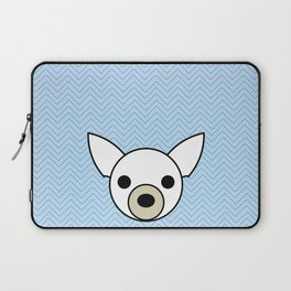 Pop Dog Chihuahua Laptop Sleeve