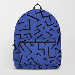 Memphis pattern 33 Backpack