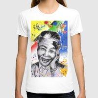 mandela T-shirts featuring Mandela forever by sladja