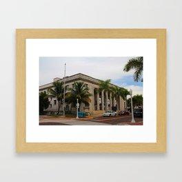 Sydney and Berne Davis Art Center I Framed Art Print