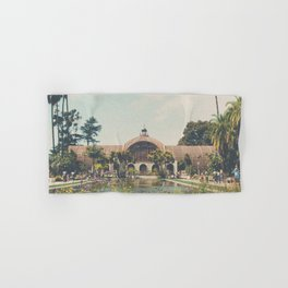 the botanical building ... Hand & Bath Towel