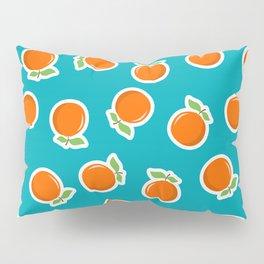Zesty Orange Pillow Sham