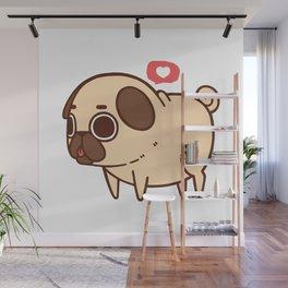 Puglie Heart Wall Mural