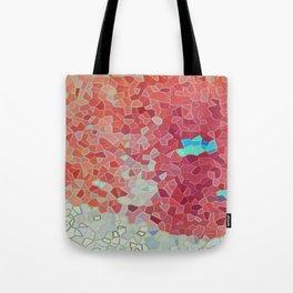 Blue Island Tote Bag
